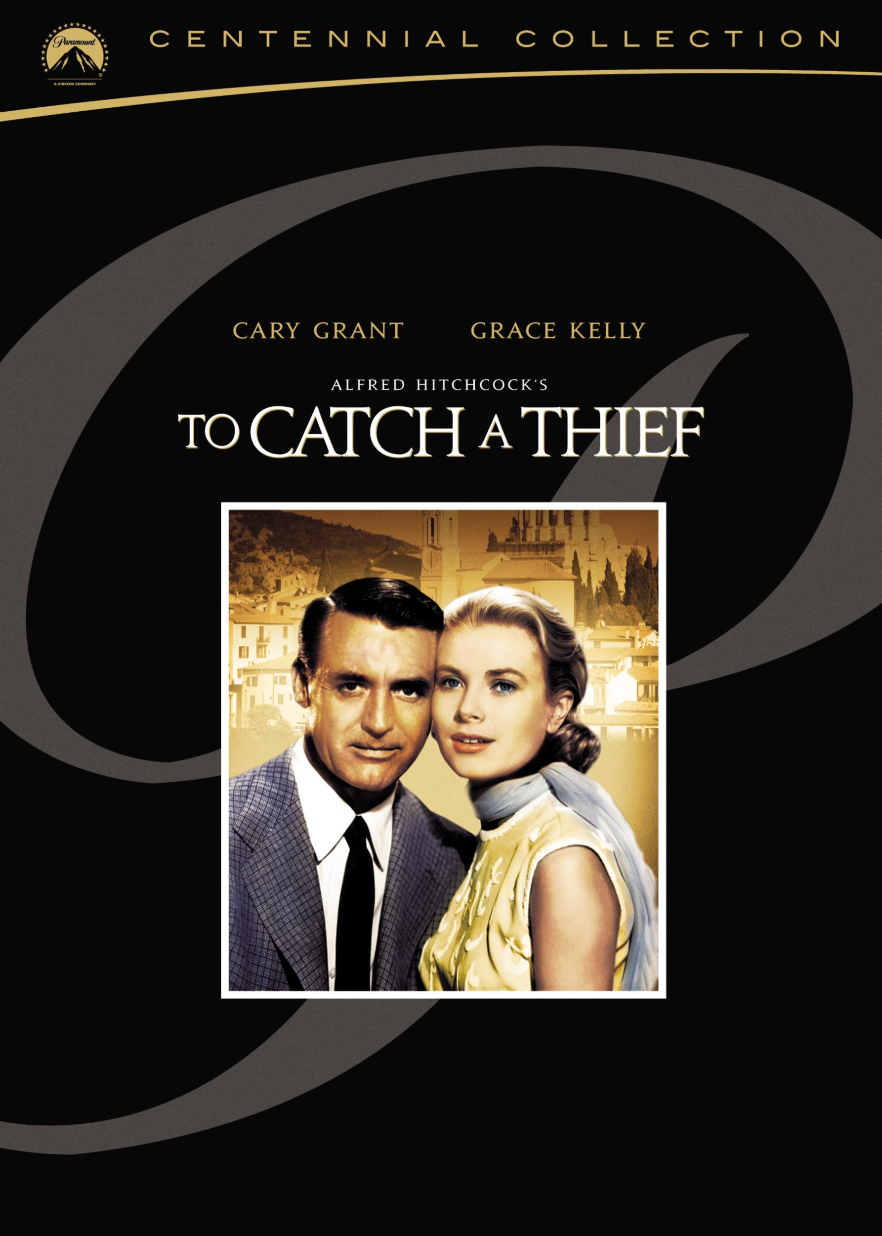 to catch a thief 1955 dvd planet store. Black Bedroom Furniture Sets. Home Design Ideas