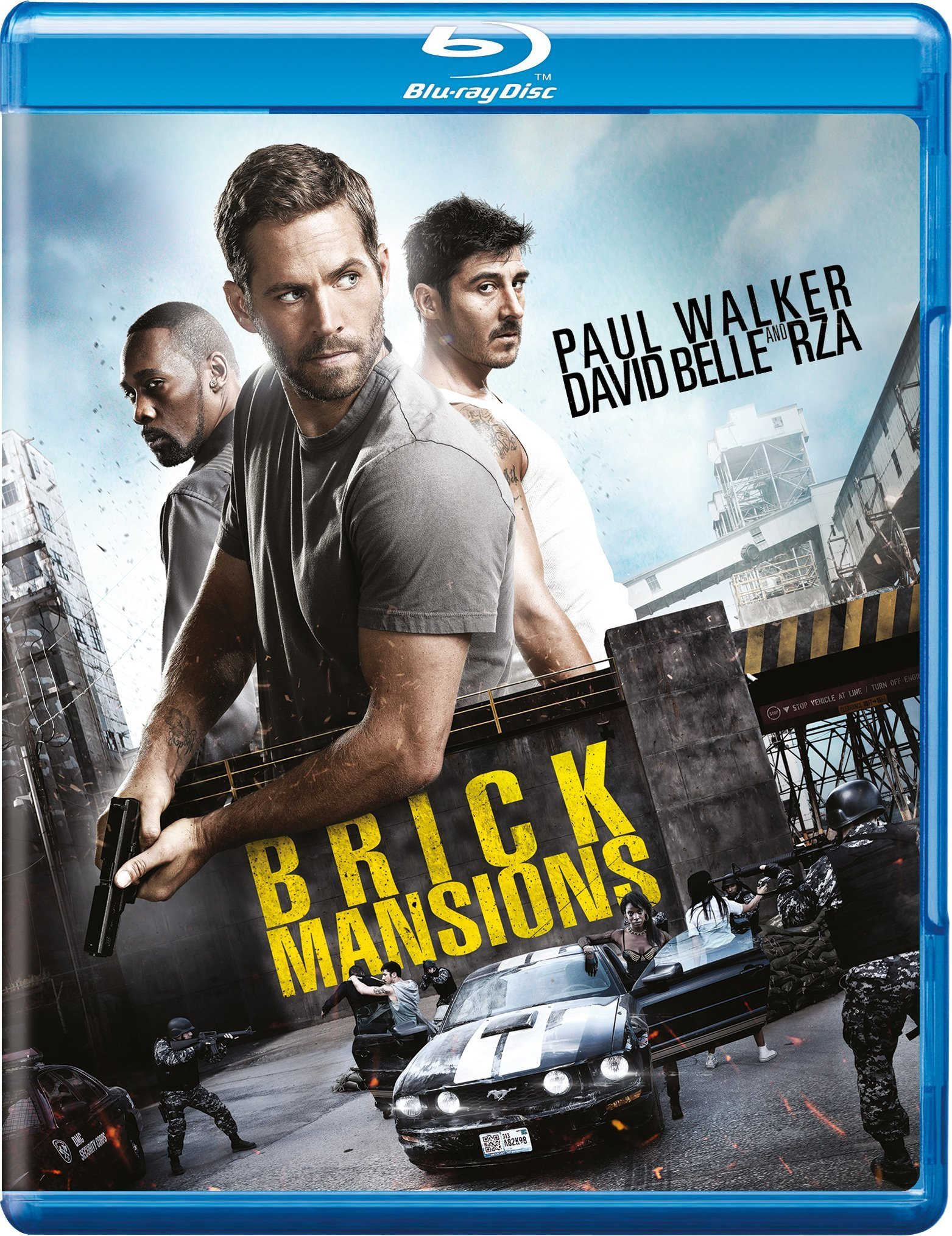 Brick Mansions 2014 BluRay 480p 300MB ( Hindi – English ) MKV