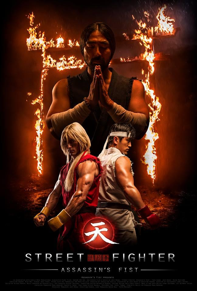 Street Fighter Assassins Fist (2014)dvdplanetstorepk
