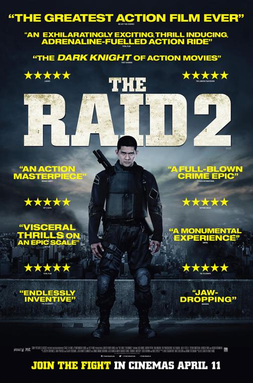 The Raid 2 (2014)dvdplanetstore.pk
