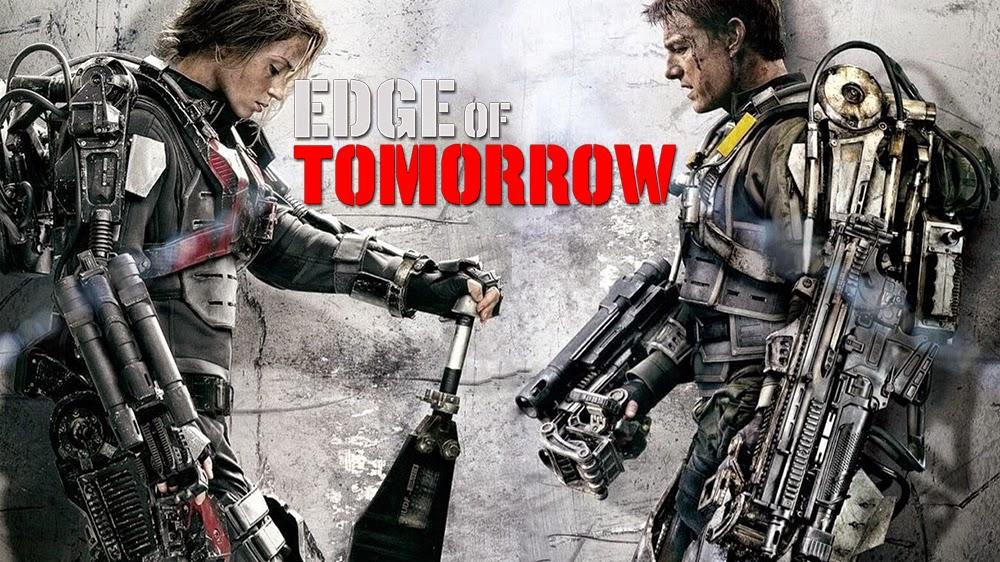 Edge Of Tomorrow 2014 Dvd Planet Store