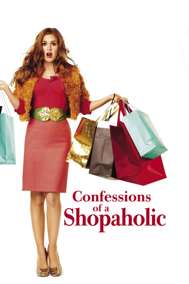 Confessions of a Shopaholic (2009) - DVD PLANET STORE 33c4550d8b