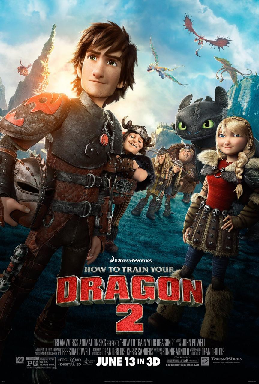 How to train your dragon 2 2014 dvd planet store ccuart Images