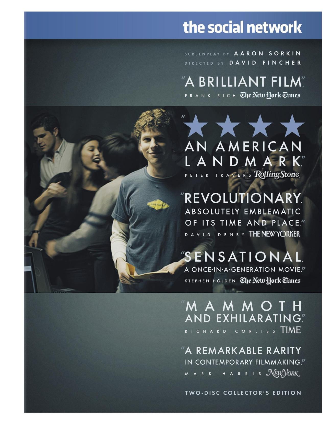 The Social Network (2010)dvdpalnetstorepk