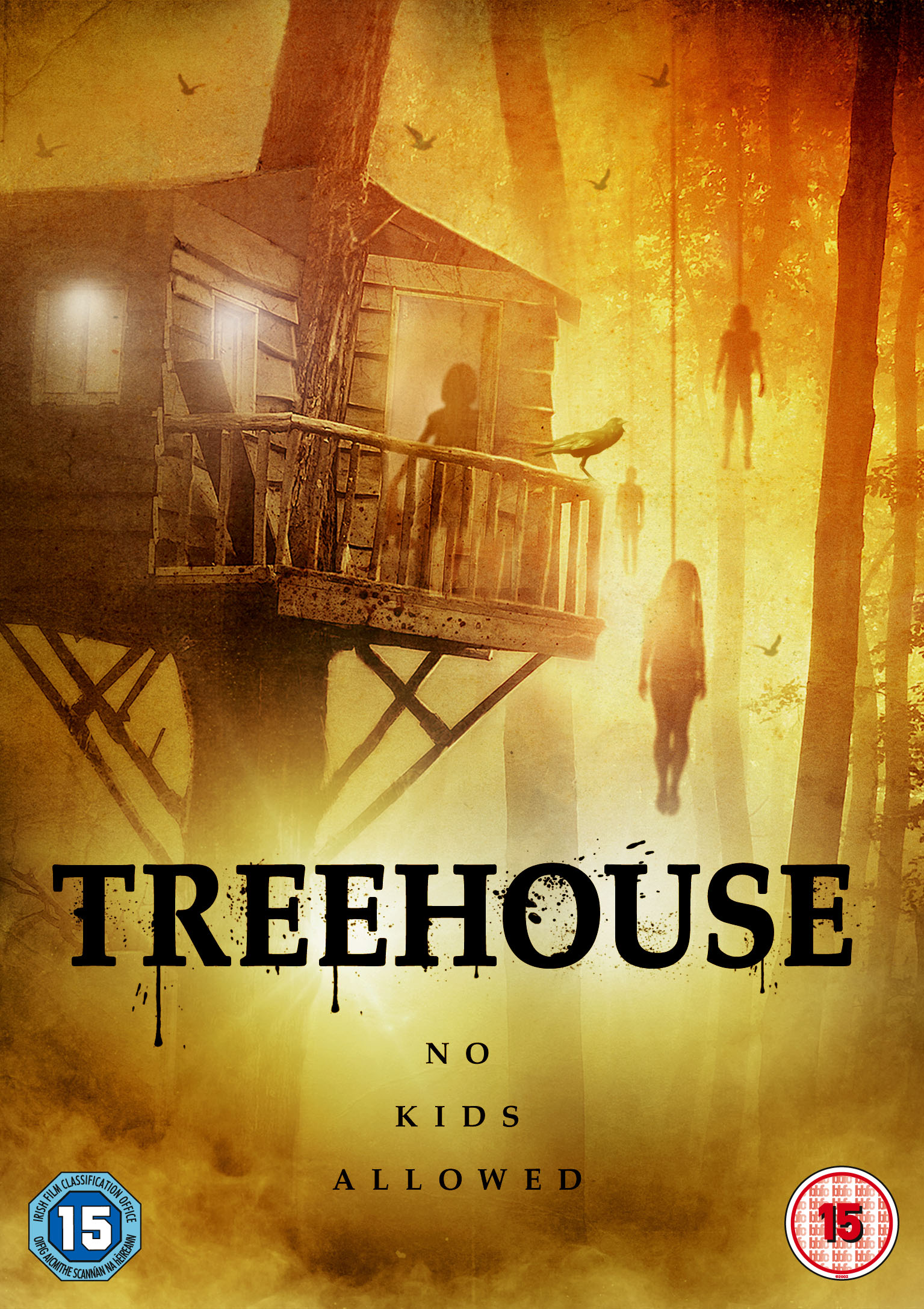 Treehouse 2014 Dvd Planet Store