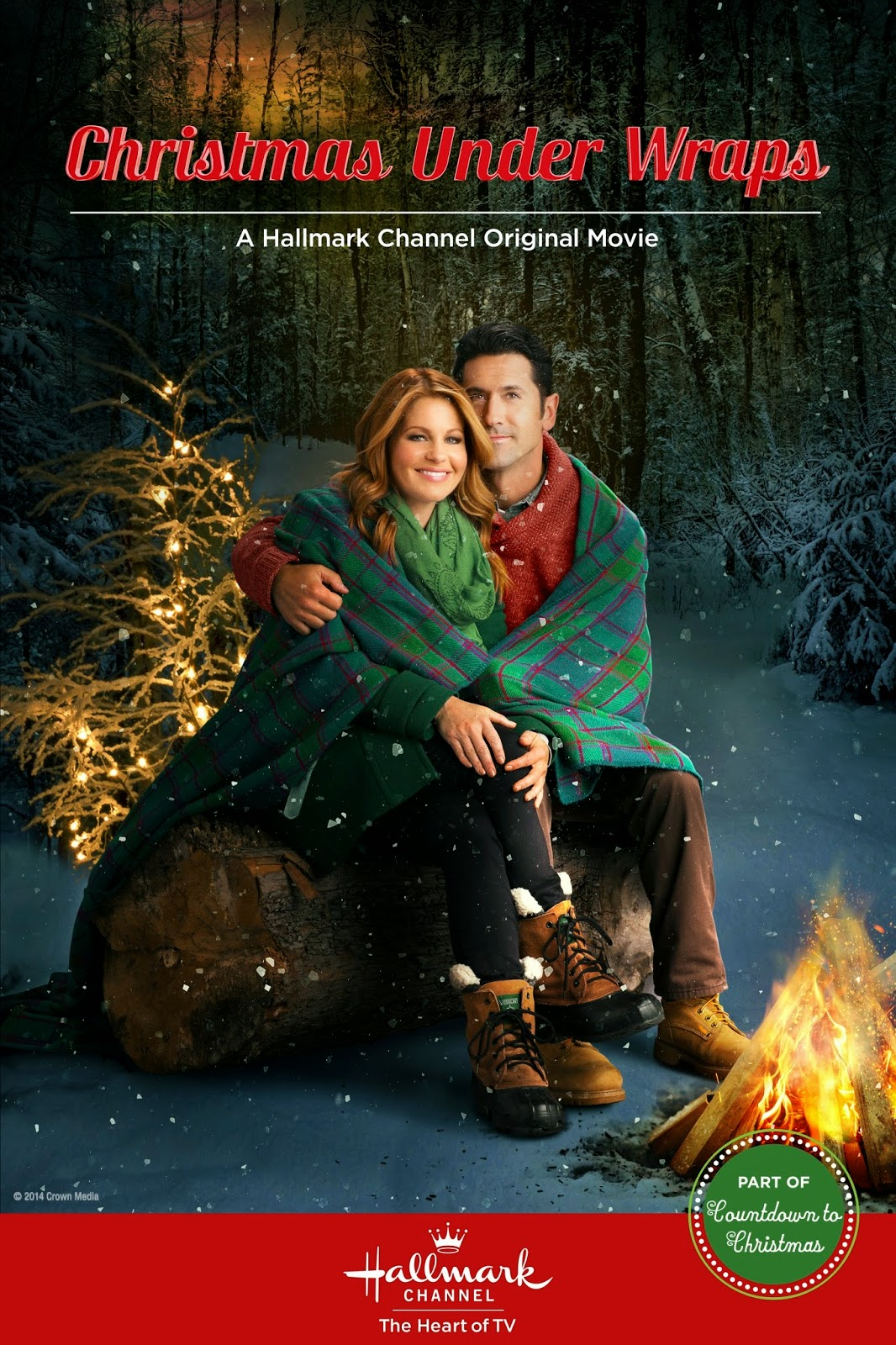 Christmas Under Wraps (2014) - DVD PLANET STORE
