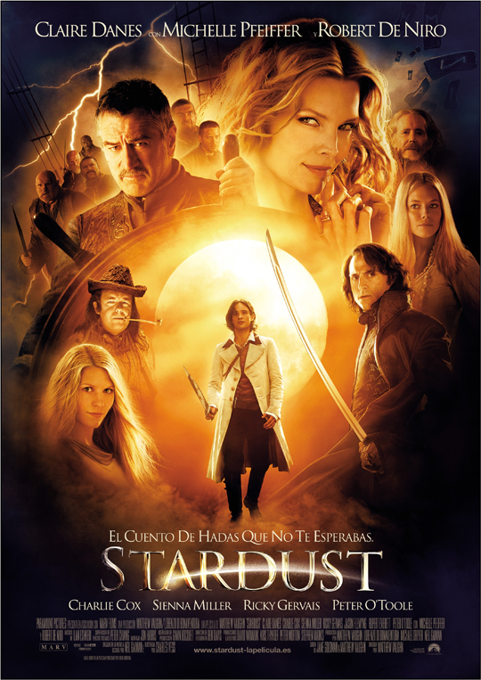 Image result for stardust 2007 rating