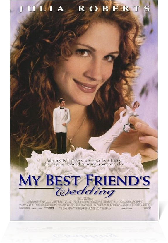 Best Friends Wedding.My Best Friend S Wedding 1997