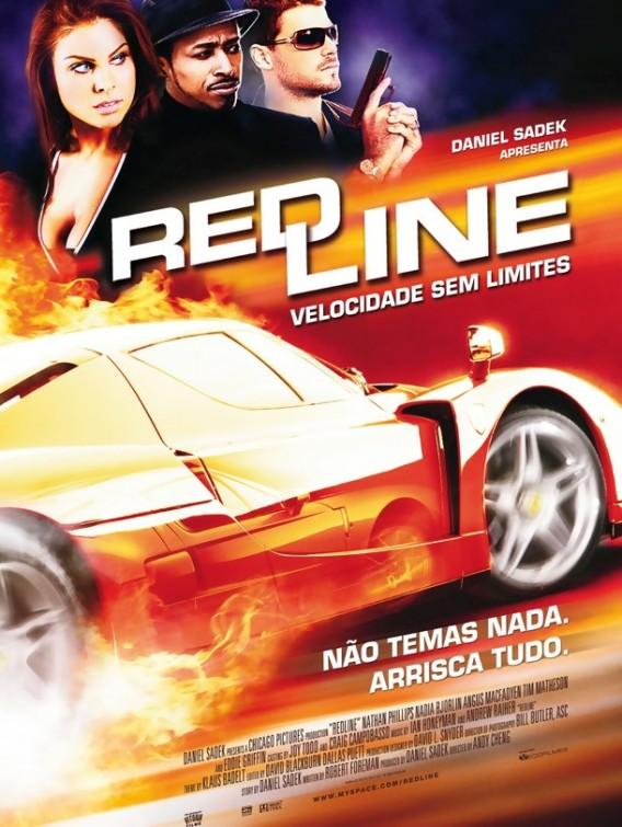 Redline (2007).