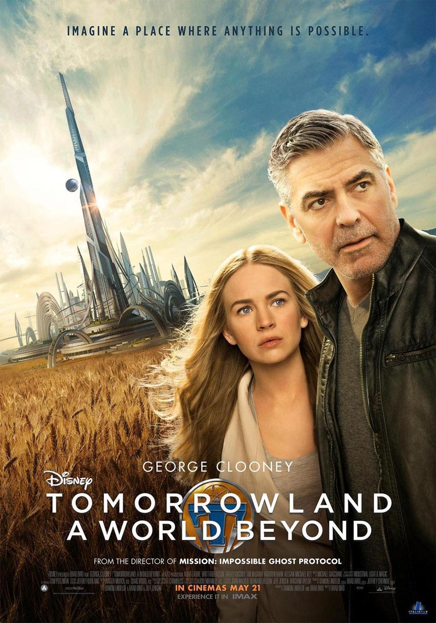 Tomorrowland 2015 Dvd Planet Store