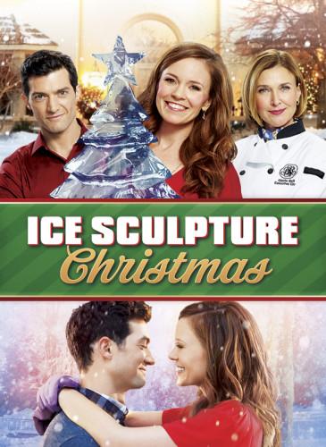 ice sculpture christmas (2015)dvdplanetstorepk
