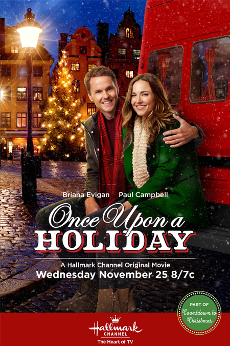 once upon a holiday 2015 - Once Upon A Christmas Full Movie