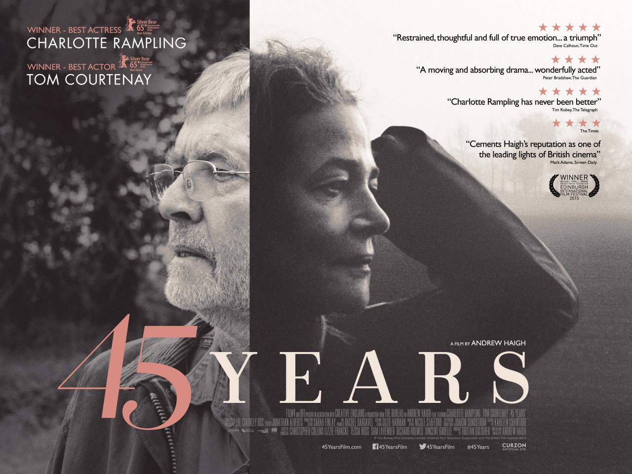 45 years (2015)dvdplanetstorepk