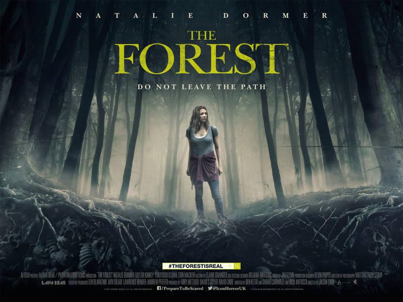 the forest (2016)dvdplanetstorepk