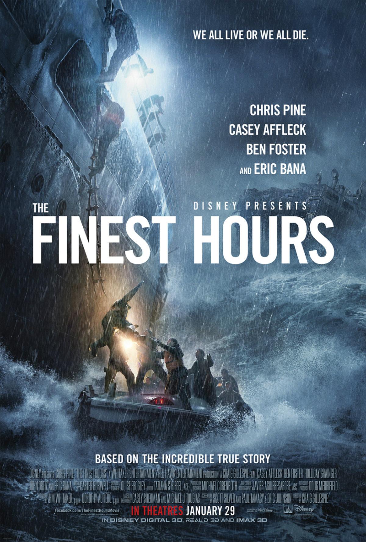 the finest hours (2016)dvdplanetstorepk