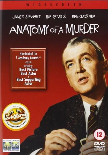Anatomy of a Murder (1959) - DVD PLANET STORE