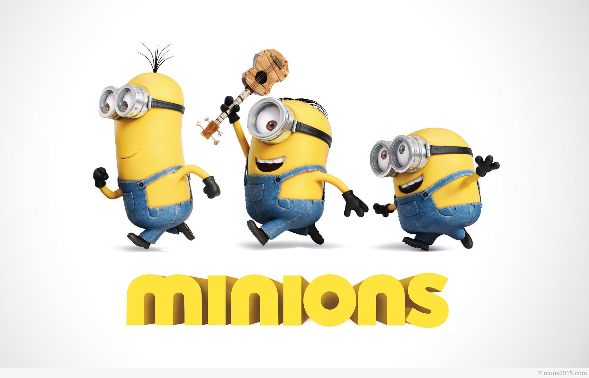 Minions 2015 Dvd Planet Store