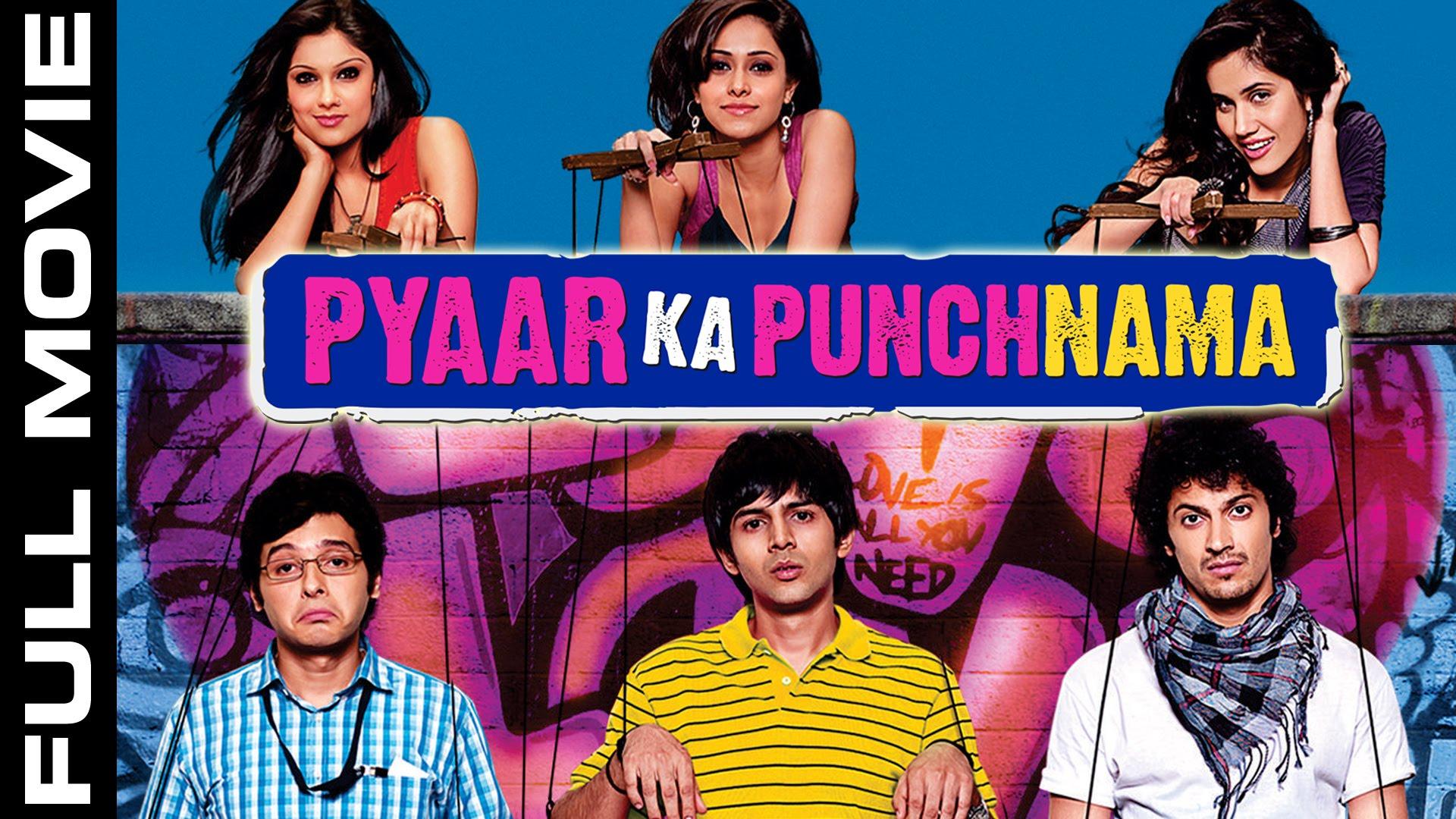 watch hindi movie pyaar ka punchnama online free
