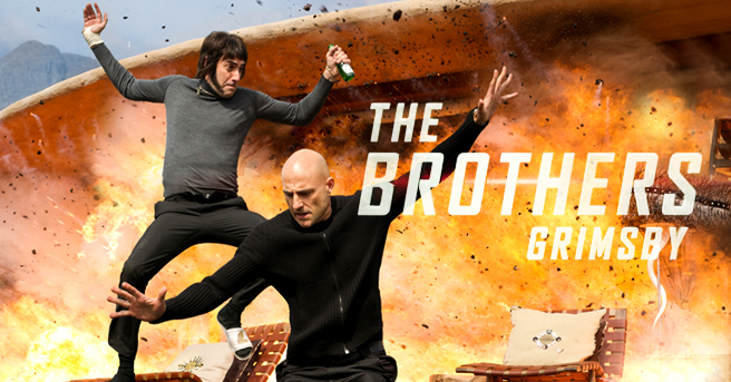 The Brothers Grimsby 2016 Dvd Planet Store