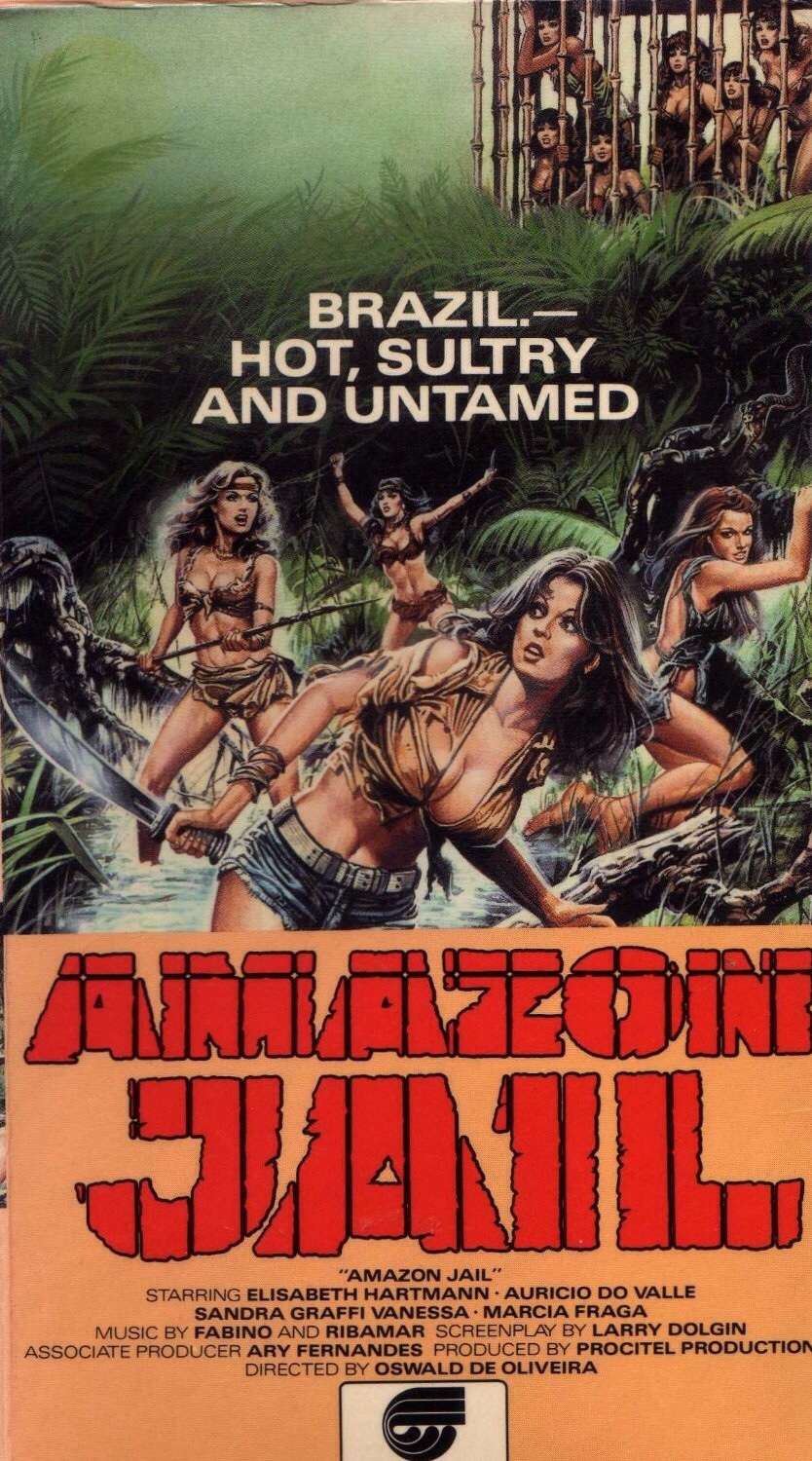 Amazon Jail (1982)dvdplanetstorepk