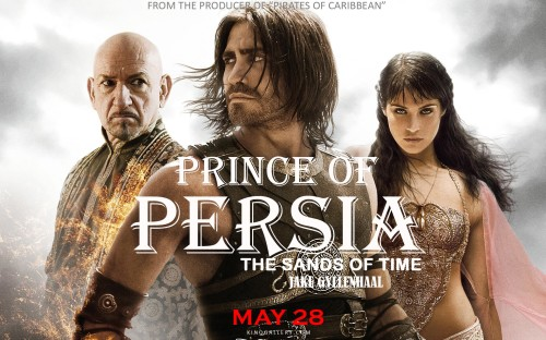 Prince of Persia The Sands of Time (2010)dvdplanetstorepk