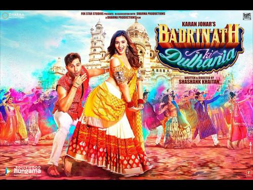 Badrinath Ki Dulhania (2017)dvdplanetstorepk