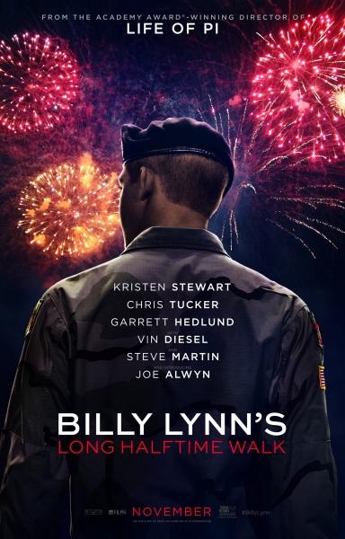 Billy Lynn's Long Halftime Walk (2016)dvdplanetstorepk