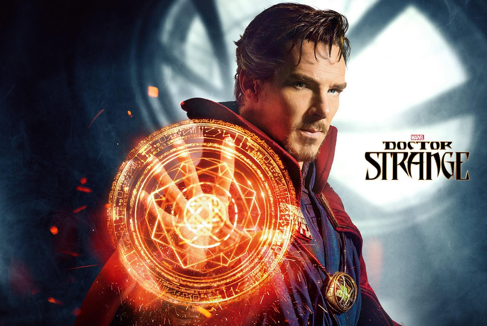 Doctor Strange 2016 Dvd Planet Store