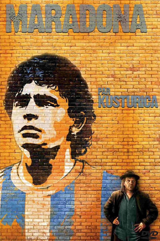 Maradona by Kusturica - DVD PLANET STORE
