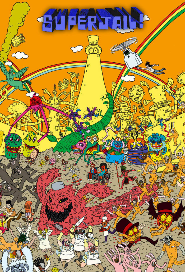 Superjail Dvd Planet Store