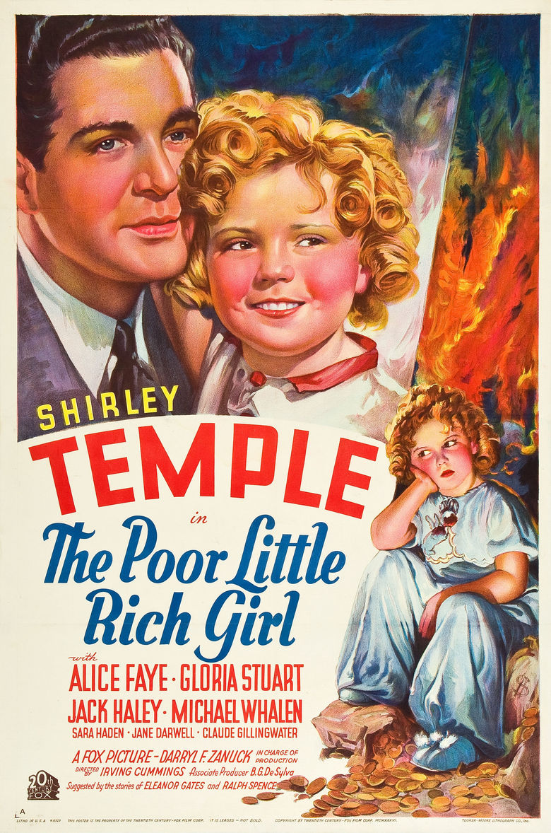 Image result for poor little rich girl 1936