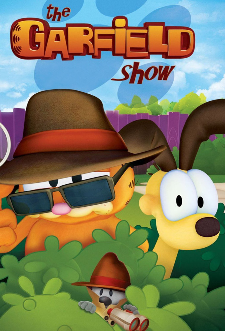 The Garfield Show Dvd Planet Store