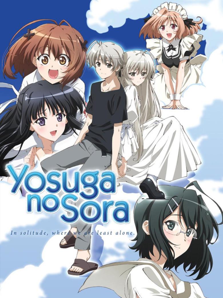 Image result for Yosuga no sora poster