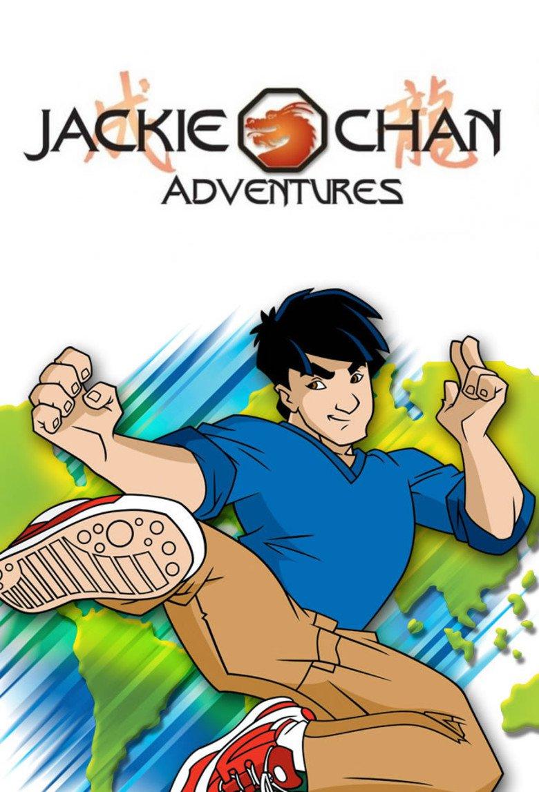 Jackie Chan Adventures Deutsch