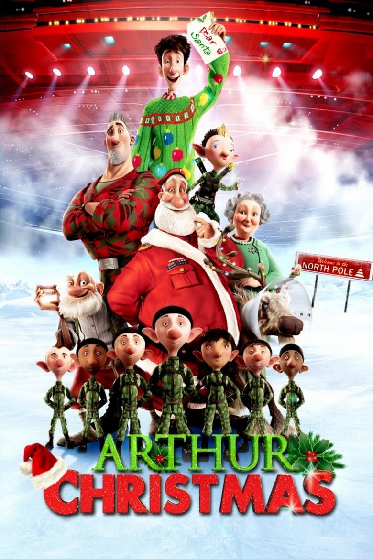 Arthur Christmas 2011 Dvd Planet Store