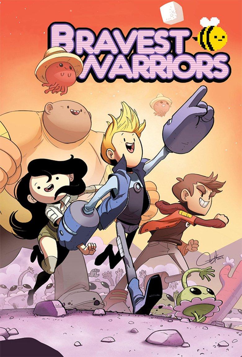 bravest warriors imdb