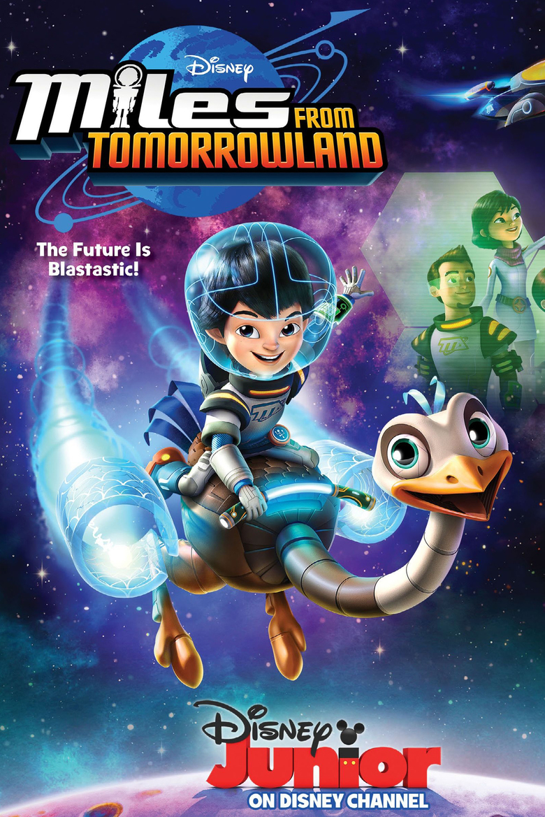 Miles From Tomorrowland Dvd Planet Store