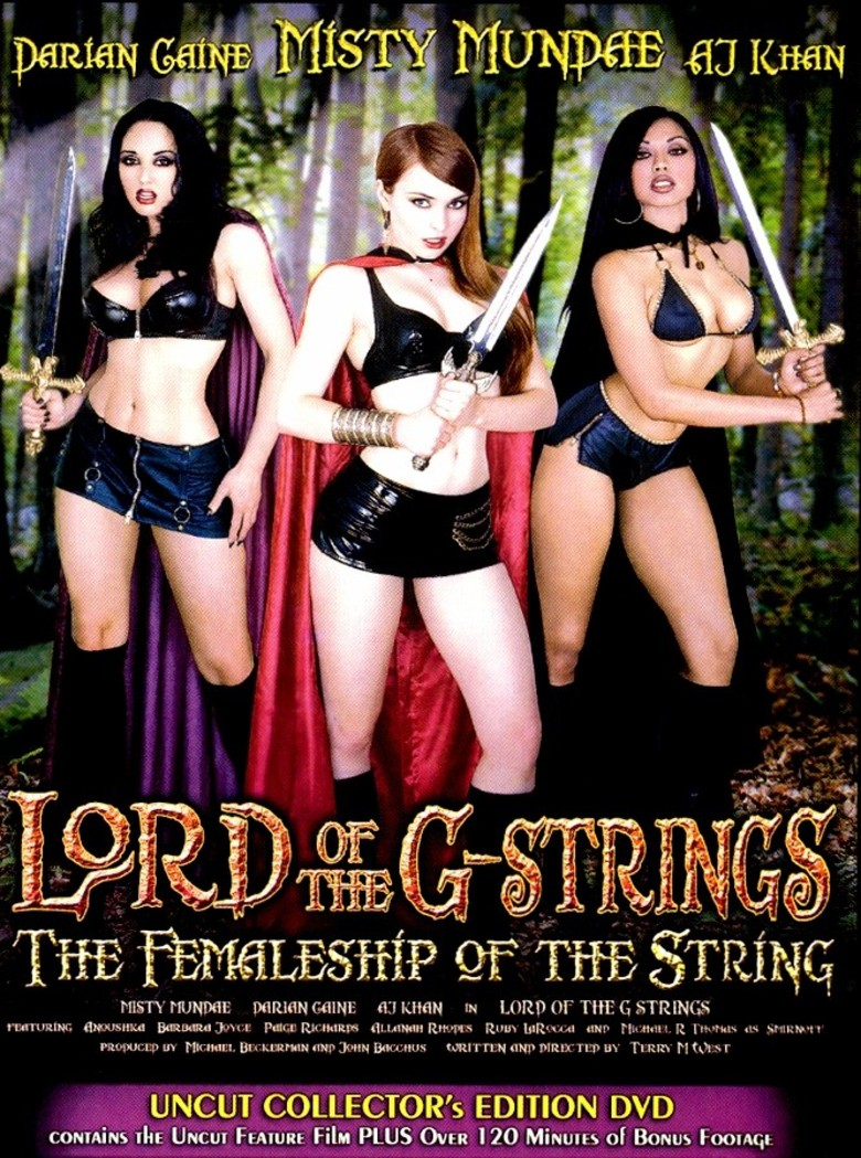 Lord of the g-string