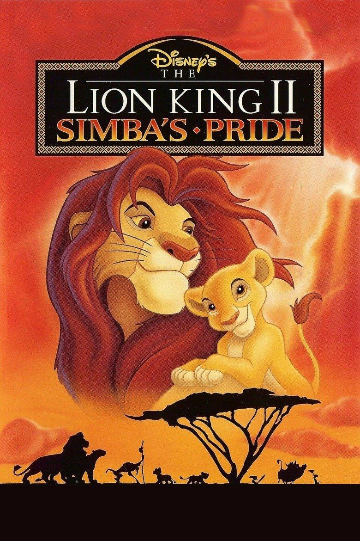 The Lion King 2 Simbas Pride