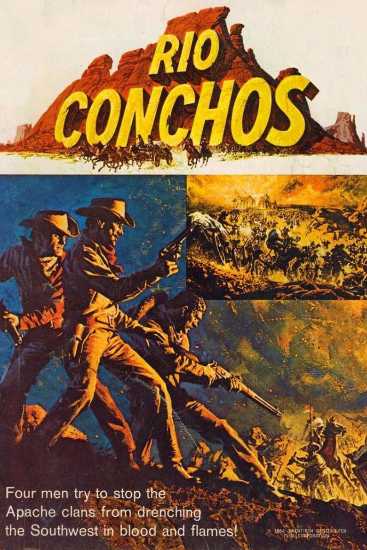 filme rio conchos 1964