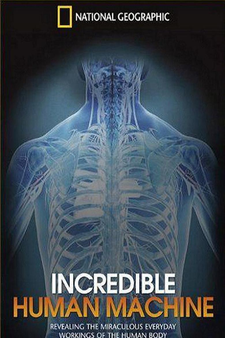 National Geographic: Incredible Human Machine (2007) - DVD PLANET STORE