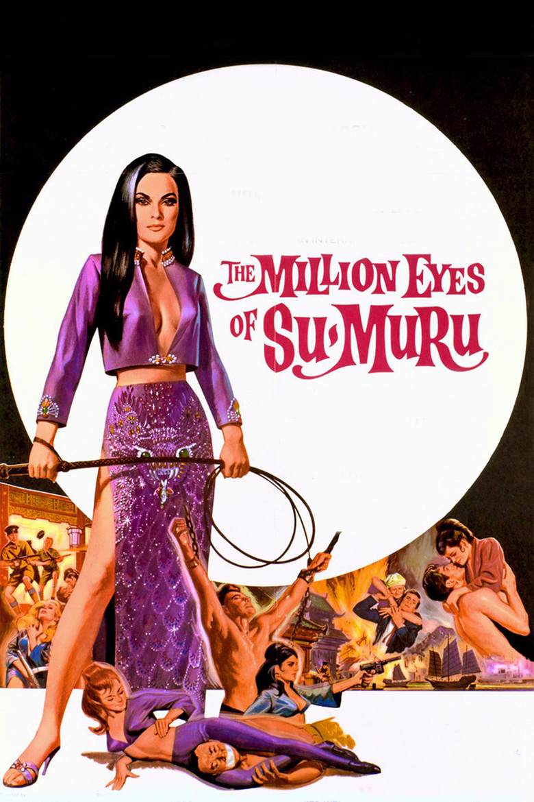 The million eyes of sumuru online dating