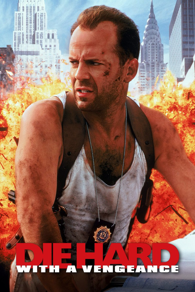 Die Hard: With a Vengeance - DVD PLANET STORE