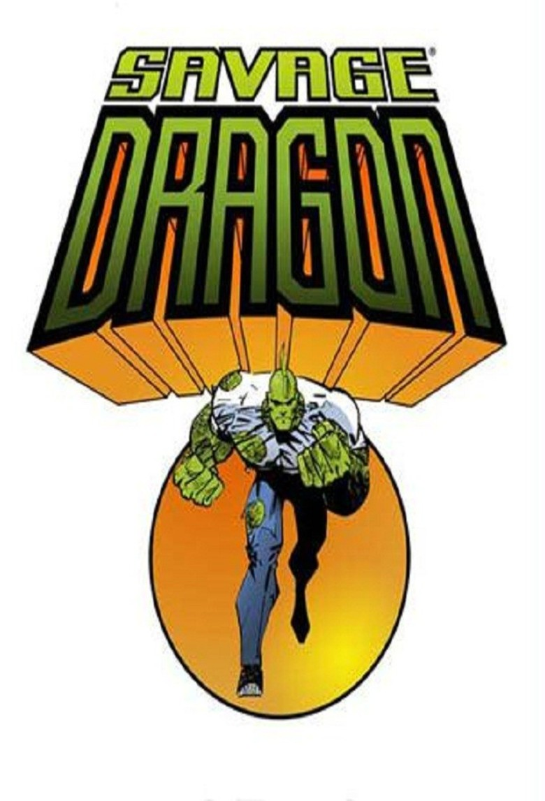 The Savage Dragon Dvd Planet Store