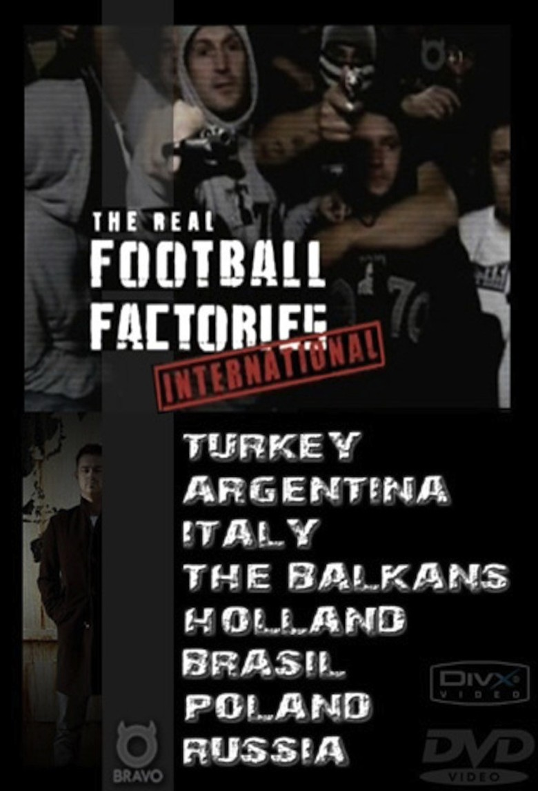 The Real Football Factories International Dvd Planet Store