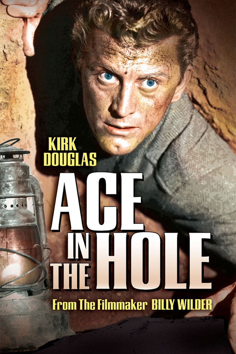 Image result for ace in the hole dvd cover