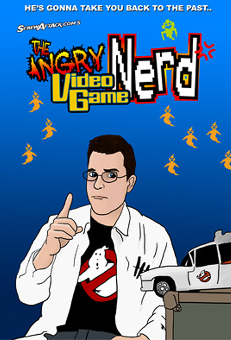 Angry Video Game Nerd - Wikipedia
