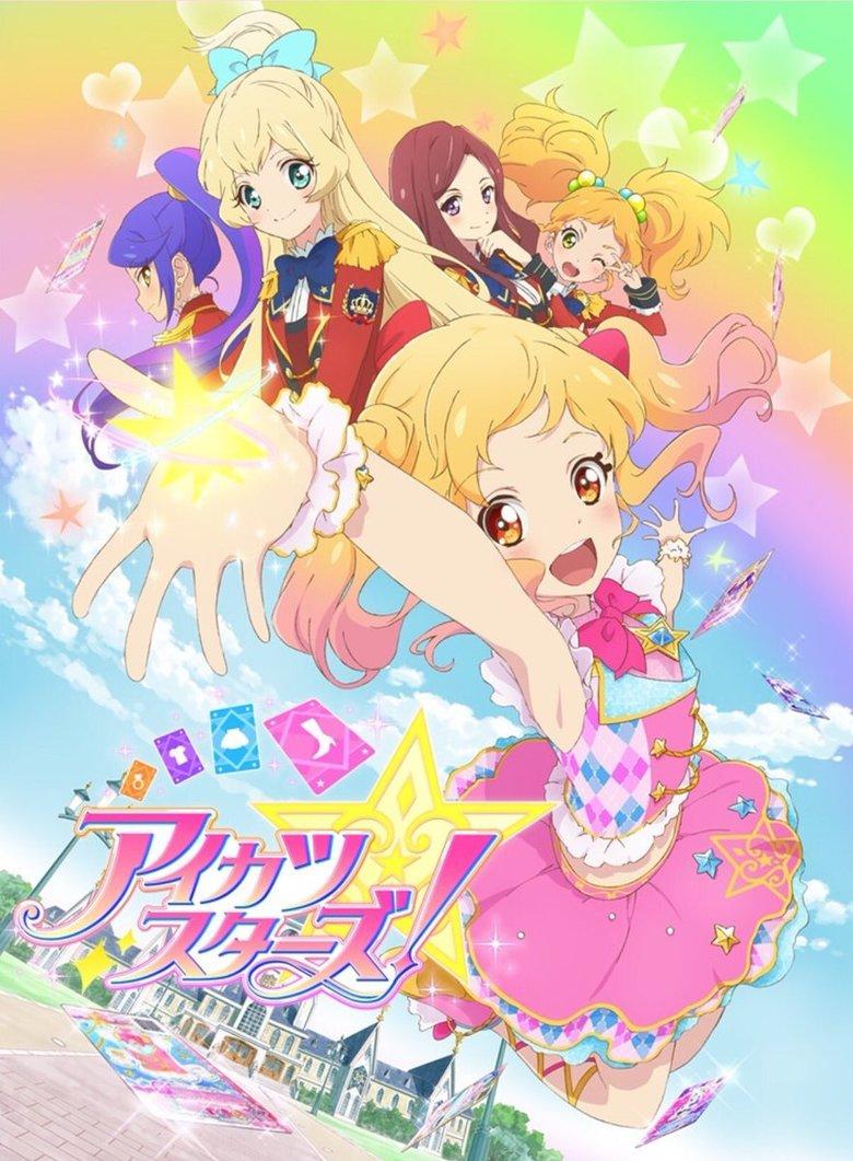 Aikatsu Stars! - Aikatsu New 2016