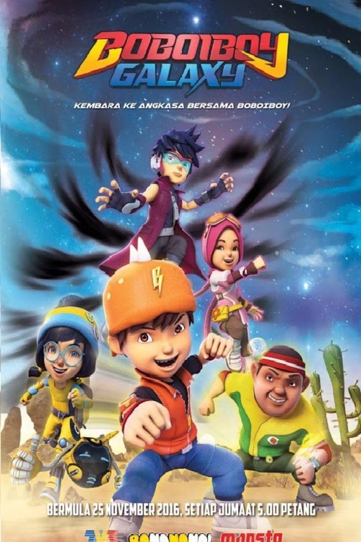 Boboiboy Galaxy Dvd Planet Store