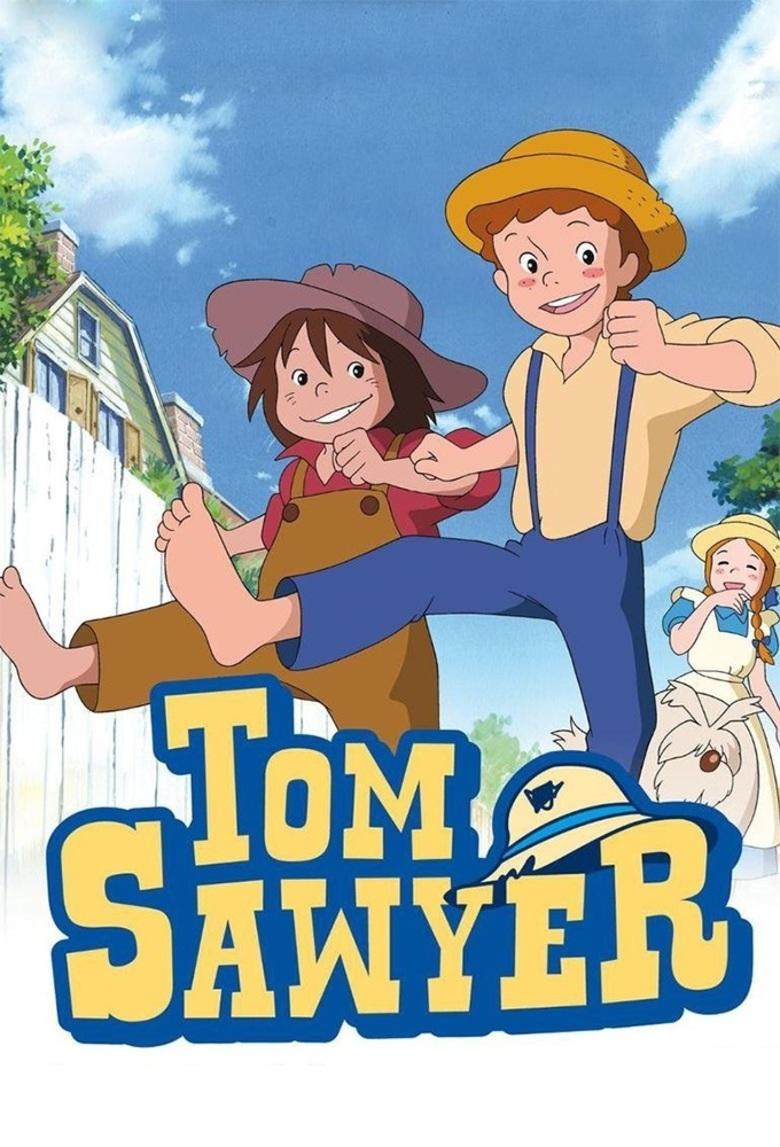 The Adventures of Tom Sawyer - DVD PLANET STORE